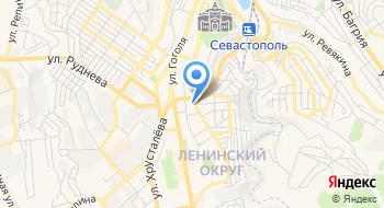 Эвакуатор Севастополь на карте