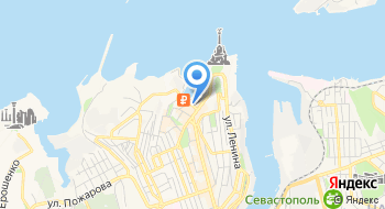 Севастополь-тур на карте