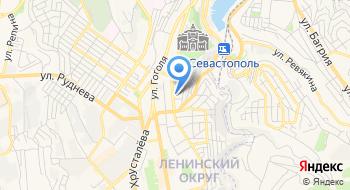 ГКУ Севастопольская психолого-медико-педагогическая комиссия на карте
