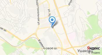 «СевСтар» на карте