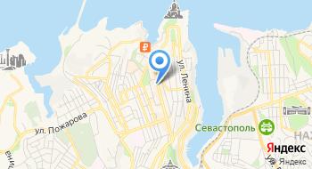 Федерация Бокса города Севастополь на карте