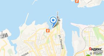 Севастопольский Дельфинарий на карте