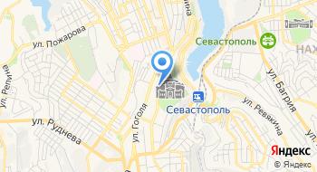 Южное УГМРН Федеральной службы по надзору в сфере транспорта, Крымский территориальный отдел на карте