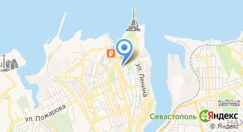 Севастопольская транспортная прокуратура на карте
