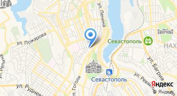 Украинский коммунальный банк (В процессе ликвидации) на карте