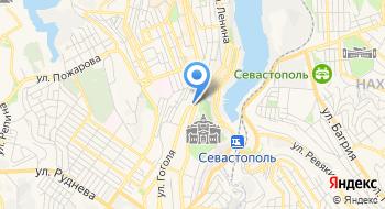 Территориальный орган Федеральной службы государственной статистики по г.Севастополю на карте