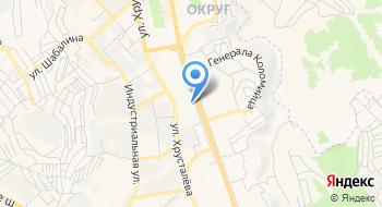 Партия Ветеранов России Региональное отделение в г. Севастополь на карте