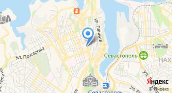 Гостехнадзор Инспекция Государственного Технического Надзора (Севастопольской ГГА) на карте