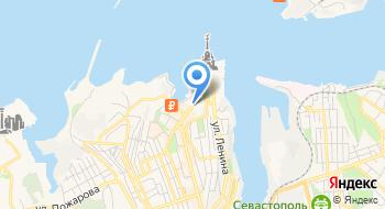 Севастопольский художественный музей имени М.П. Крошицкого на карте