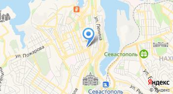 Аккорд-тур Севастополь на карте
