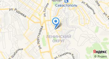 Отделение ПФР по г. Севастополю на карте