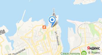 Pole Dance Studio Misteria, Севастополь на карте