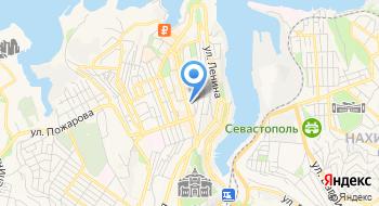 Техностар Крым на карте