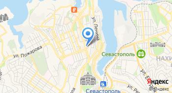 Технолавка Севастополь на карте