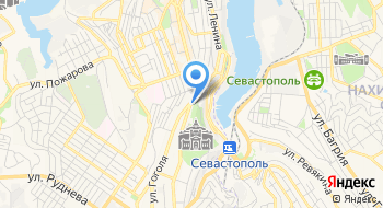 ИКС-ТВ Севастополь на карте
