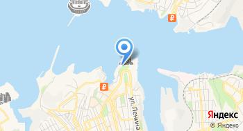Ресторан Весна на карте