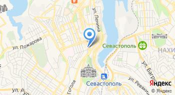 Автострахование в Севастополе на карте