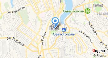 Музей обороны и освобождения Севастополя Администрация на карте