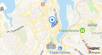 ПиццаМама Севастополь на карте