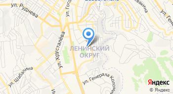 Управляющая Компания Общежития Севастополя на карте