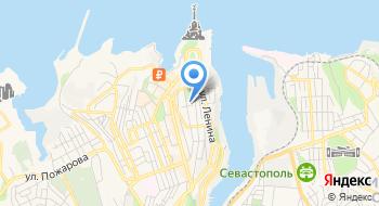 Адмиралтейский собор в честь равноапостольного великого князя Владимира на карте