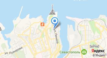 Линия на карте