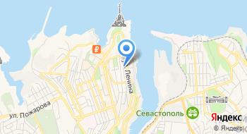 Ростехнадзор, межрегиональное управление по Республике Крым и г. Севастополю на карте
