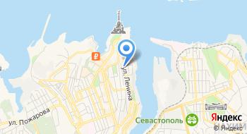 Астрал Севастополь на карте