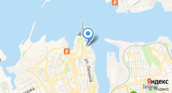 Правительство Севастополя на карте