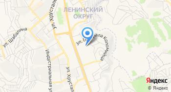 Крымское агентство поддержки сертификации и декларирования на карте