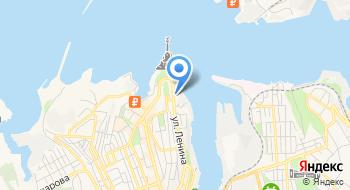 Удостоверяющий центр на карте