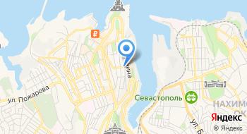 Прокуратура города Севастополя на карте