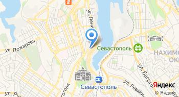 Севастопольская художественная школа на карте