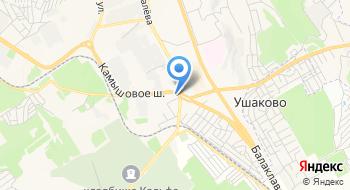 Православный приход храма во имя святого великомученика Димитрия Солунского на карте