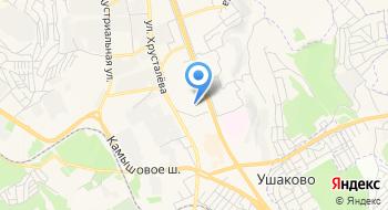 """Серьезный сексшоп """"intim18+"""" на карте"""