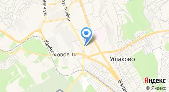 Вывоз мусора Севастополь на карте