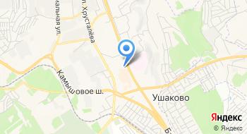 Консультант по налогам и сборам РФ Анучина Марина Валерьевна на карте