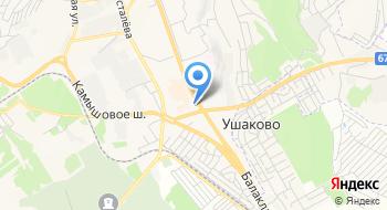 ЧП Кирсанов А.Г. на карте