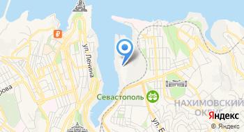 Студия звукозаписи Com. Rec г. Севастополь на карте