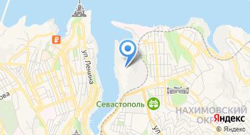 МГУ имени М. В. Ломоносова, филиал на карте