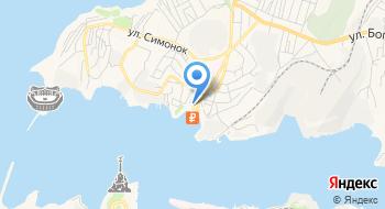 Акционерный банк Россия на карте