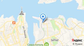 Метеостанция Севастополь на карте