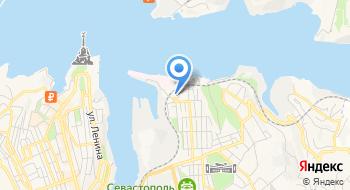 Главное управление природных ресурсов и экологии города Севастополя Севприроднадзор на карте
