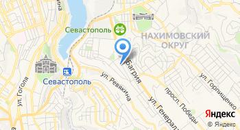 Веб-студия Крым 777 на карте