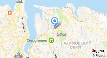 Фгку 1 ПСО ФПС по городу Севастополю 2 Псч на карте