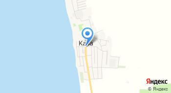 Мини-пансионат Кача на карте
