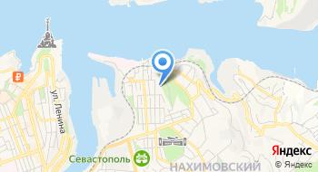 Строительная компания Севастополя СевВсеСтрой на карте