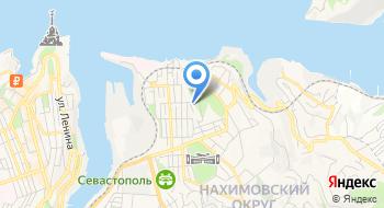 ГУП города Севастополя БТИ на карте