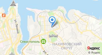 Севастопольский ветеринарный центр на карте