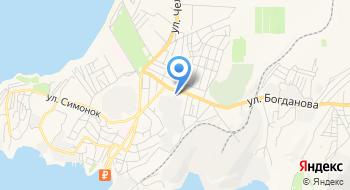 Симфиропальский филиал Южпый Фондовый магазин на карте